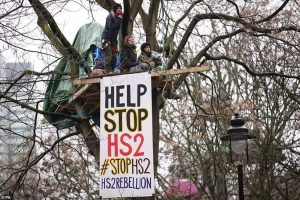 Battle of Euston – Day 2 | #StopHS2